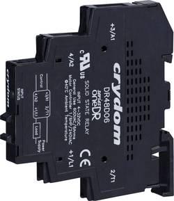 Relais à semi-conducteurs coupure 48 - 600 V/AC 12 A 1 pc(s) Crydom DR48A12