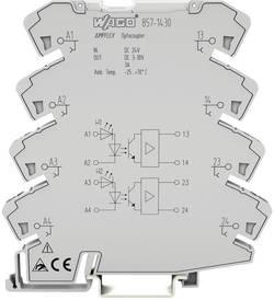 Optocoupleur JUMPFLEX® entrée : 24 V/DC sortie : 2 x 3 - 30 V/DC 0.5 A WAGO 857-1432