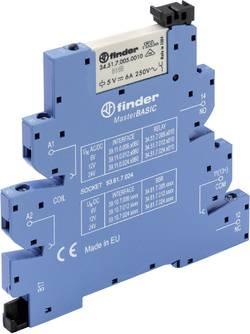 Interfaces modulaires MasterBASIC à relais 1 inverseur (RT) coupure 250 V/AC 6 A Finder 39.11.8.230.0060