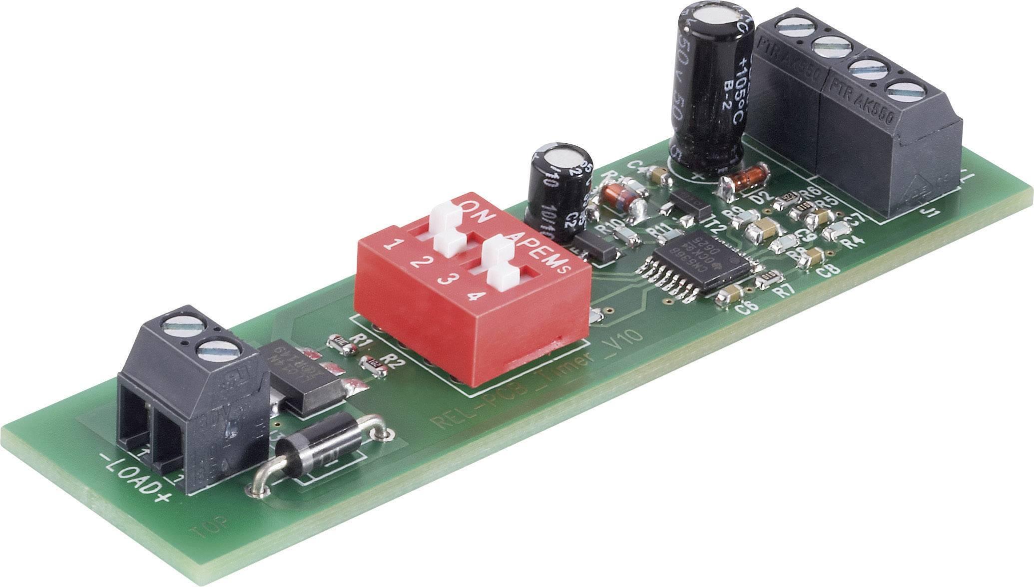 12 RT 1 pc REL-PCB3 2 2 inverseurs s e TRU COMPONENTS Carte relais équipé
