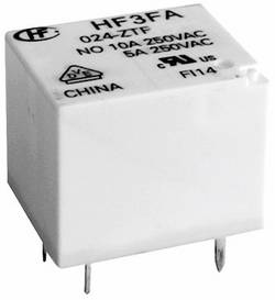 Hongfa HF3FA/012-ZTF Relais pour circuits imprimés 12 V/DC 10 A