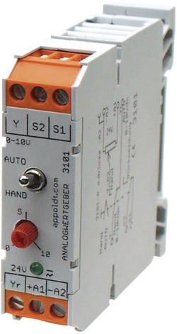 Générateur de valeur analogique coupure 30 V AC/DC - 2 A Appoldt AWG-4-20mA 3103