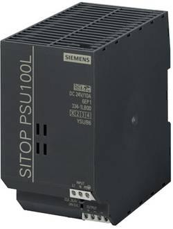 Siemens SITOP PSU100L 24 V/10 A Alimentation rail DIN 24 V/DC 10