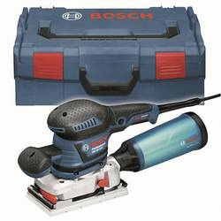 Ponceuse vibrante 300 W Bosch Professional GSS 230 AVE 0601292801 Surface abrasive 92 x 182 mm + mallette 1 pc(s)