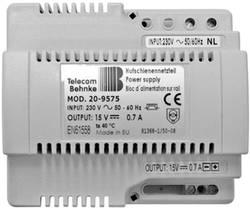 Interphone vidéo IP Alimentation pour rail DIN myintercom 20-9575