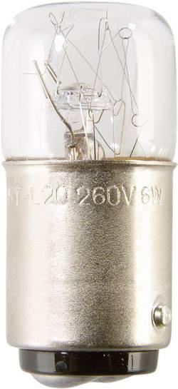 Ampoule pour colonnes de signalisation Auer Signalgeräte GL11 890012904 12 V 4 W BA15d 1 pièce