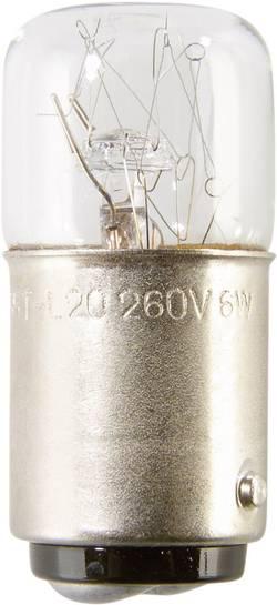 Ampoule pour colonnes de signalisation Auer Signalgeräte GL16 890012913 230 - 240 V 4 W BA15d 1 pc(s)