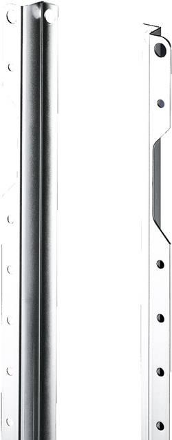Rail de montage perforé Rittal 2310.120 Tôle d'acier 1138 mm 20 pc(s)