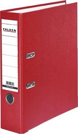 Classeur Falken FALKEN PP-Color 9984071 2 étriers DIN A4 rouge