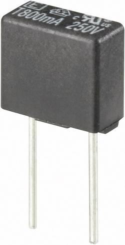 Mini-fusible ESKA 883009 temporisé -T- sortie radiale angulaire 0.16 A 250 V 1 pièce