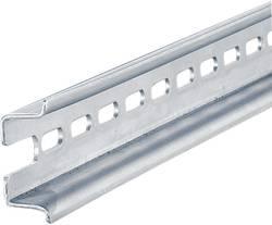 Rail perforé Rittal 4933.000 Tôle d'acier 455 mm 1 pc(s)