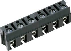 Bornier à vis PTR AK 110/2DS-7,5-V 50110020070F 2.50 mm² Nombre total de pôles 2 gris 1 pc(s)