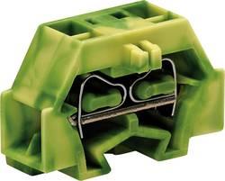 Borne d'extrémité WAGO 260-337 8 mm ressort de traction Affectation des prises: terre vert-jaune 1 pc(s)