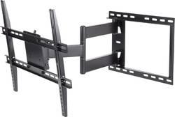 "Support mural TV SpeaKa Professional SP-2110016 66,0 cm (26"") - 139,7 cm (55"") inclinable + pivotable noir"