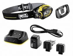 Lampe frontale LED Petzl E78CHR IP67 N/A jaune-noir