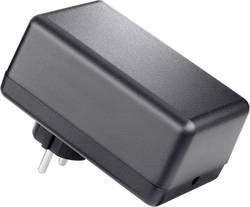 Boîtier avec fiche secteur Strapubox SG 421G 113 x 69 x 55 ABS noir 1 pc(s)