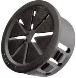 Passe-fils Richco PGSD-10 Ø de passage max. 25.4 mm Polyamide noir 1 pc(s)
