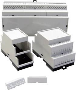 Boîtier pour rail P/N 5200100035 plastique gris (RAL 7035) 35 x 86 x 60 1 pc(s)