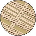 Platine universelle pour circuits intégrés