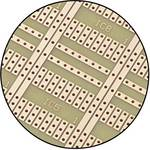 Platine Euro d'expérimentation de laboratoire