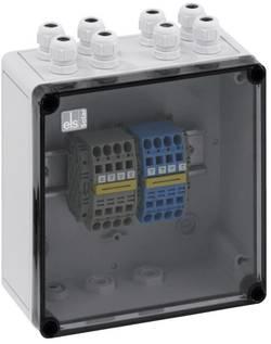 Boîtier pour bloc de jonction Spelsberg ÜSS RK-PV 4 67740301 gris clair 180 x 182 x 90 plastique 1 pc(s)
