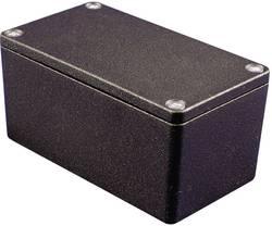 Boîtier universel Hammond Electronics 1550Z107BK aluminium noir 125 x 80 x 40 1 pc(s)