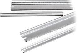 Rail non perforé Fibox 5514084 Tôle d'acier 225 mm 1 pièce