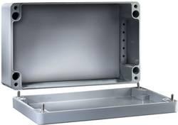 Boîtier universel Rittal 9104.210 aluminium gris (RAL 7001) 75 x 57 x 80 1 pc(s)