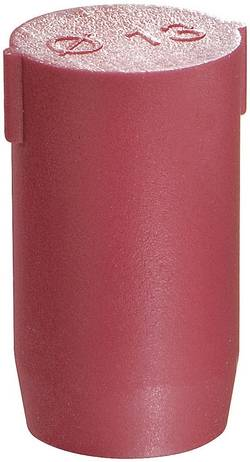 Bouchon Wiska BS 48 10064019 Polyamide rouge 1 pc(s)