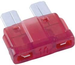 Fusible plat standard 10 A ESKA 340127 535104 rouge 1 pc(s)