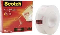 Ruban adhésif Scotch® Crystal Clear 600 3M 7100069921 transparent (L x l) 10 m x 19 mm 1 rouleau(x)