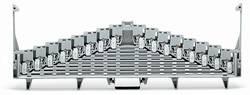 Borne de répartition WAGO 727-122/002-000 7.62 mm ressort de traction blanc 25 pc(s)