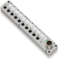 Répartiteur passif M8 filetage métal WAGO 757-303 1 pc(s)