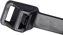 Serre-câbles Panduit CV200M 564 mm noir avec collier réouvrable 1 pc(s)