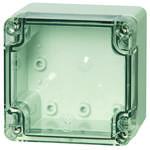 Boîtier universel Polycarbonate (L x l x h) 80 x 82 x 65 mm
