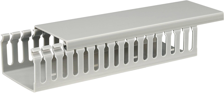 Goulotte Pour Plafond goulotte de câblage kss kdr-2.5l/ 9163c5 gris 1 pc(s)