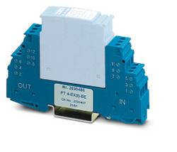 Embase pour le logement d'un parasurtenseur Phoenix Contact PT 4-EX(I)-BE 2839486 set de 10
