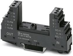 Embase pour le logement d'un parasurtenseur Phoenix Contact PT 2X1+F-BE/FM 2920049 set de 10