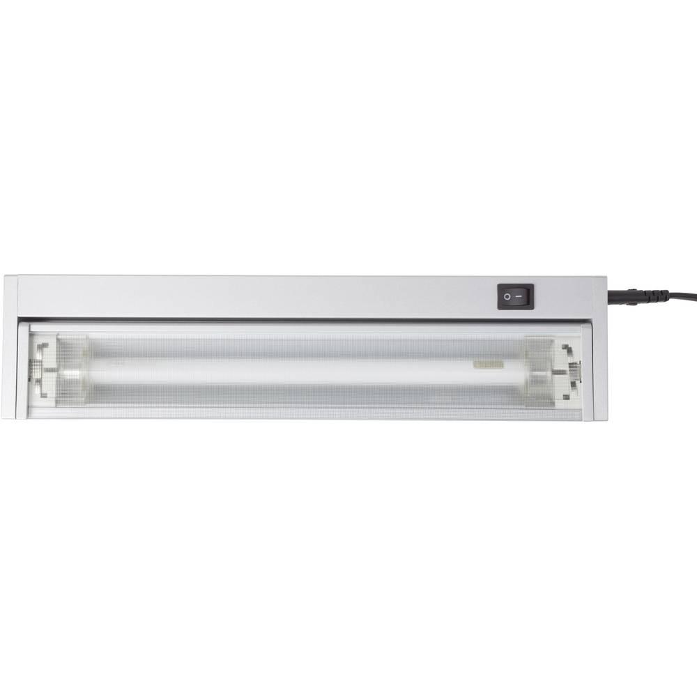 lampe led pour montage sous un meuble g5 brilliant g93953 21 blanc froid 8 w aluminium sur le. Black Bedroom Furniture Sets. Home Design Ideas
