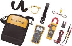Multimètre , Pince ampèremétrique numérique Fluke 116/323 CAT III 600 V Affichage (nombre de points):6000