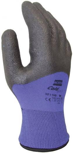 Gants de protection North NF11HD En nylon et PVC EN 420.2003 ; EN 388.2003 ; EN 511.2005 Taille 9 (L)