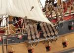 Modèle réduit de bateau Pirate Ship