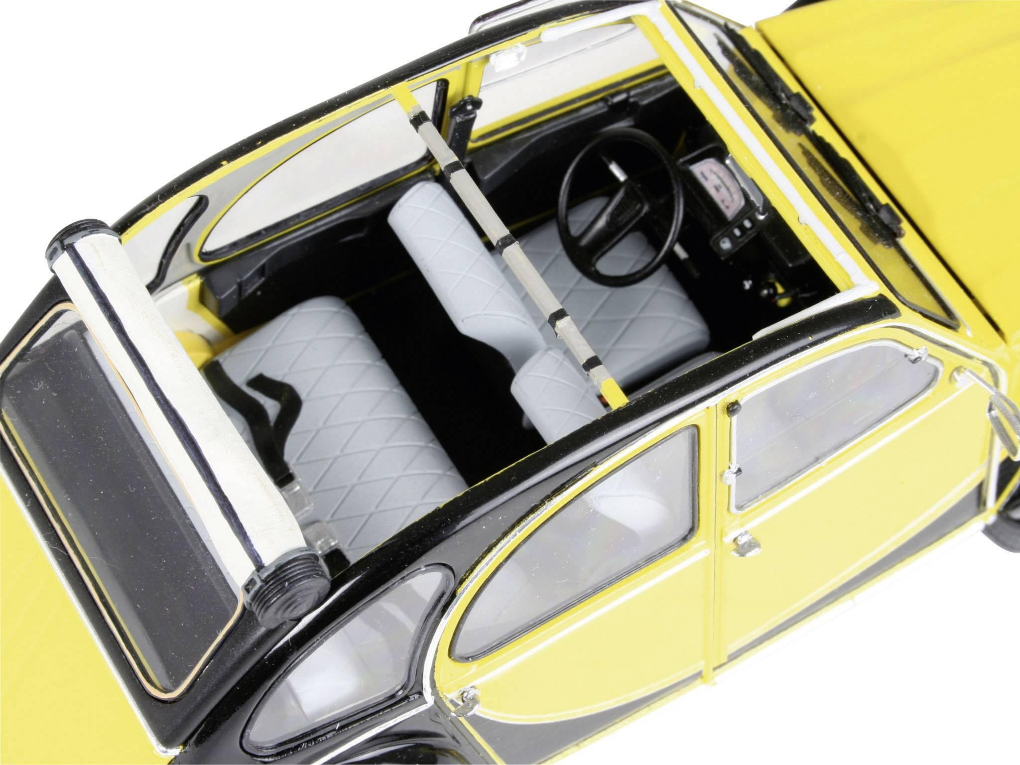 2cv Maquette Voiture Citroen Charleston Revell De 07095 24 1 4A5RL3j