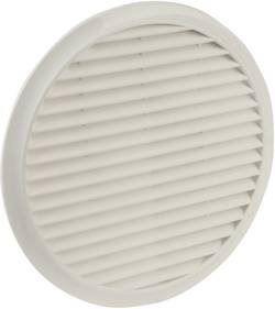 Grille de ventilation Wallair NW 100 Fliegennetz 10 cm plastique