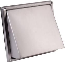 Bouche d'aération Wallair NW 100 10 cm acier inoxydable