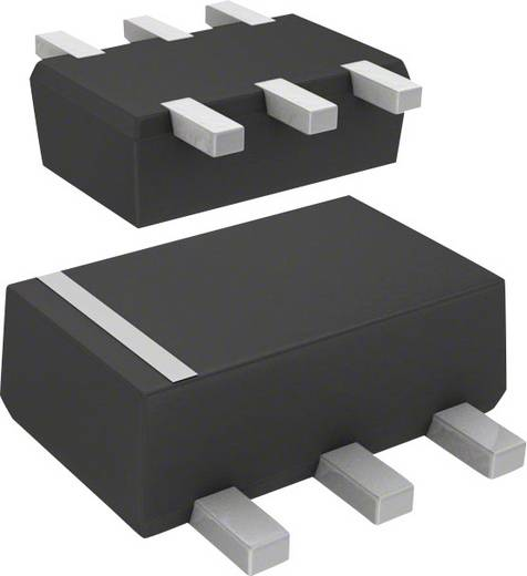 Panasonic Transistor bipolaire (BJT) - Matrice, prépolarisé DMC56406