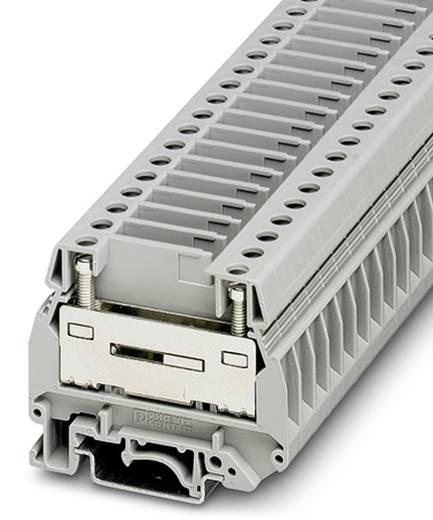 Bloc de jonction de sectionnement pour essais Conditionnement: 50 pc(s) Phoenix Contact UGSK/S 0305080