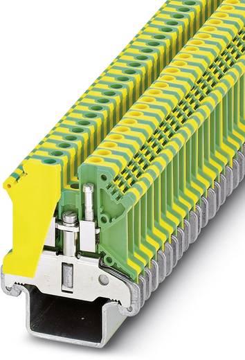 Bloc de jonction pour conducteur de protection Conditionnement: 50 pc(s) Phoenix Contact USLKG 5-1 0441517