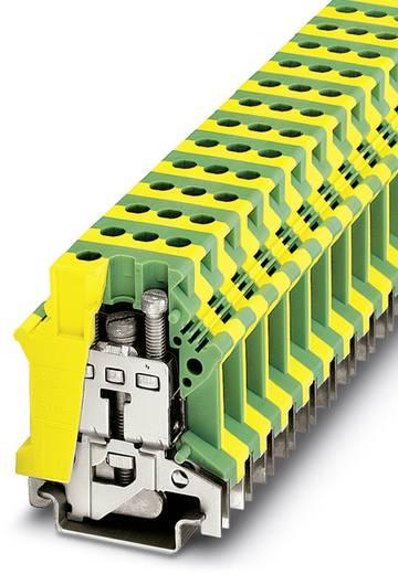 Bloc de jonction pour conducteur de protection Conditionnement: 50 pc(s) Phoenix Contact USLKG 16 N 0443023