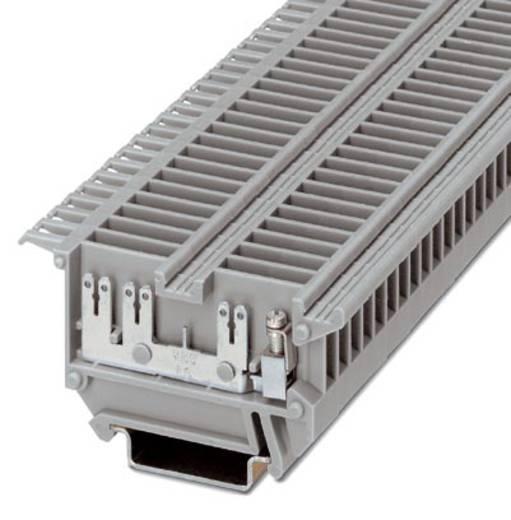 Bloc de jonction simple Conditionnement: 50 pc(s) Phoenix Contact VBSN 4-FS(6-2,8-0,8) 0854010